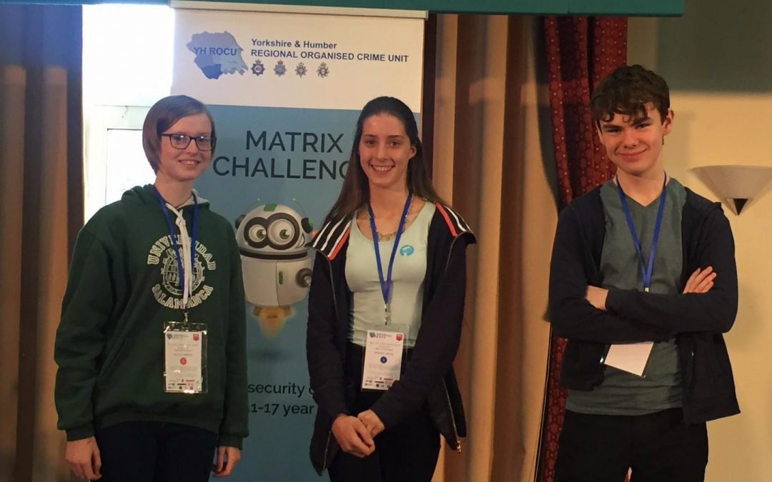 The Matrix Challenge Final