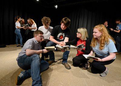 Horsforth School drama classes
