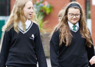 Horsforth School Students