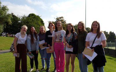 Celebrating Our Students' GCSE Achievements